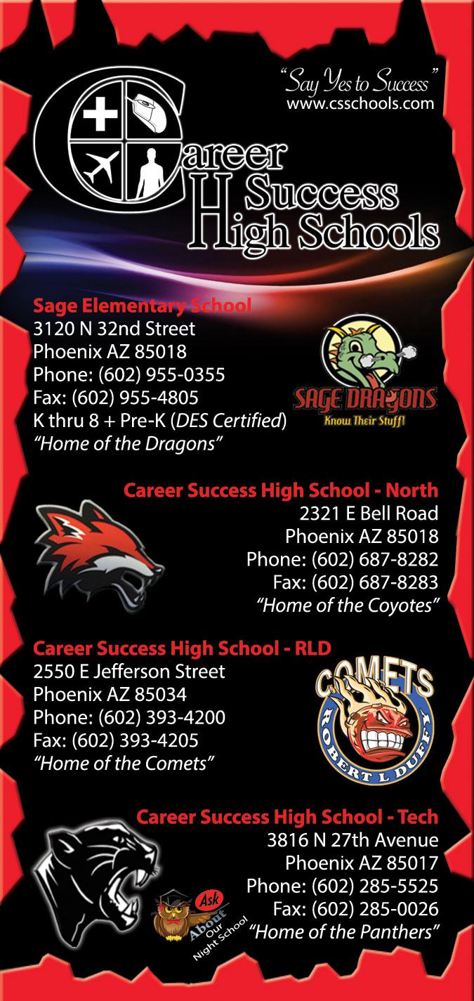 Career Success Schools
